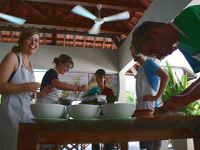 Cooking Class in der Red Bridge Cooking School, Hoi An © Red Bridge